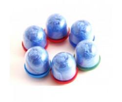 Бахилы в капсулах 2 шт/уп 2 гр. (28 мм) 17 мкм (микрон)