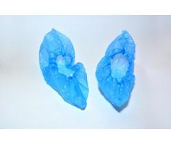 Бахилы полиэтиленовые особо прочные 6 гр. 60 мкм (микрон)