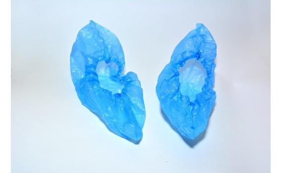 Бахилы полиэтиленовые (3 гр)