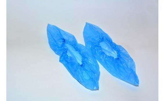 Бахилы полиэтиленовые Стандарт  (3,2 гр.)