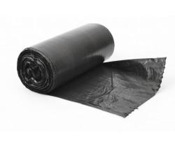 Мешки мусорные 120л 70x110 40 мкм (микрон) в рулонах